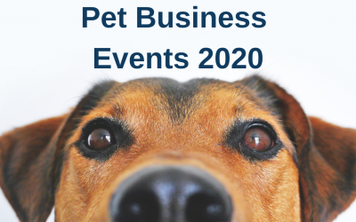 Events for Pet Business Owners in 2020