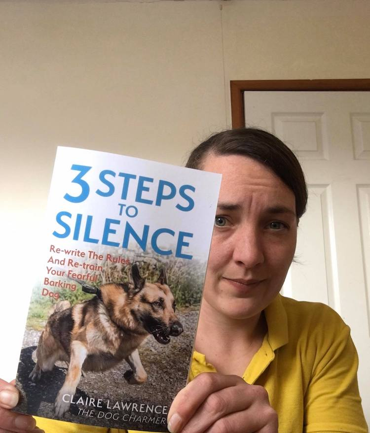 Claire Lawrence Three Steps to Silence