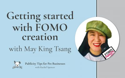 Getting started with FOMO creation with  May King Tsang