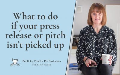 What to do if your pitch or press release gets ignored