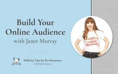 Honest review of Janet Murray's Build Your Online Audience Programme