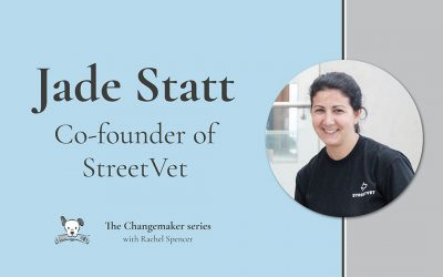 Jade Statt from StreetVet and their mission to help homeless pet owners