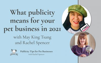 What publicity means for your business in 2021