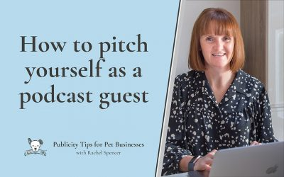 How to pitch yourself as a podcast guest