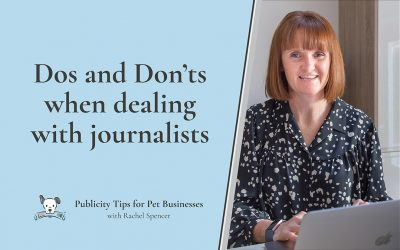 Dos and don'ts when dealing with journalists
