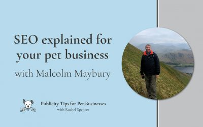 SEO explained for your pet businesswith Malcolm Maybury